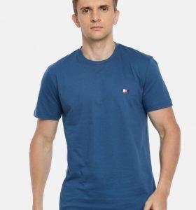 Premium Half Sleeve T-Shirt - Moroccan Blue