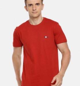 Premium Half Sleeve T-Shirt - Haute Red