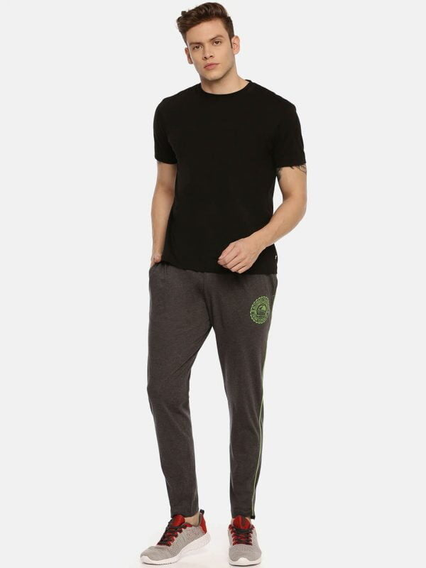 Track Pants For Men - Ultra Comfort Track - Full - Charcoal