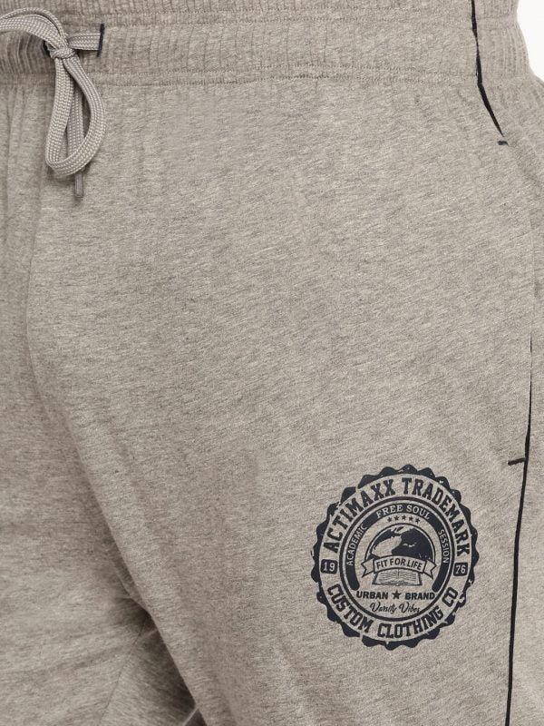 Track Pants For Men - Ultra Comfort Track - Grey
