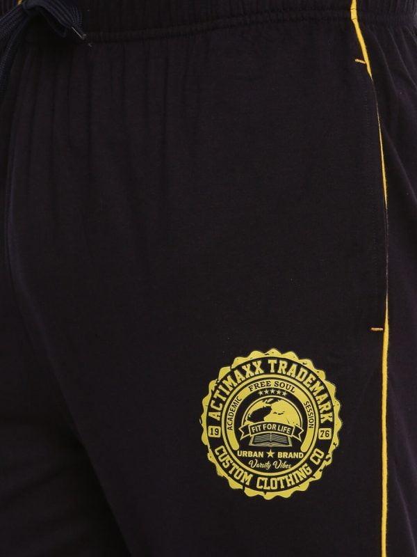 Track Pants For Men - Ultra Comfort Track - Navy Blue