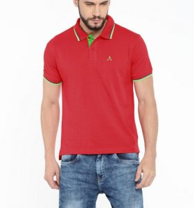Style Polo - Cherry Red