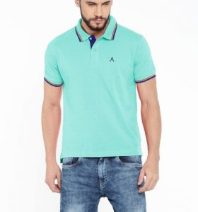 Style Polo - Turquoise