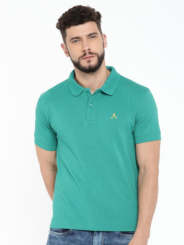 Polo T Shirts Online - Core Polo - Front - Deep Sea