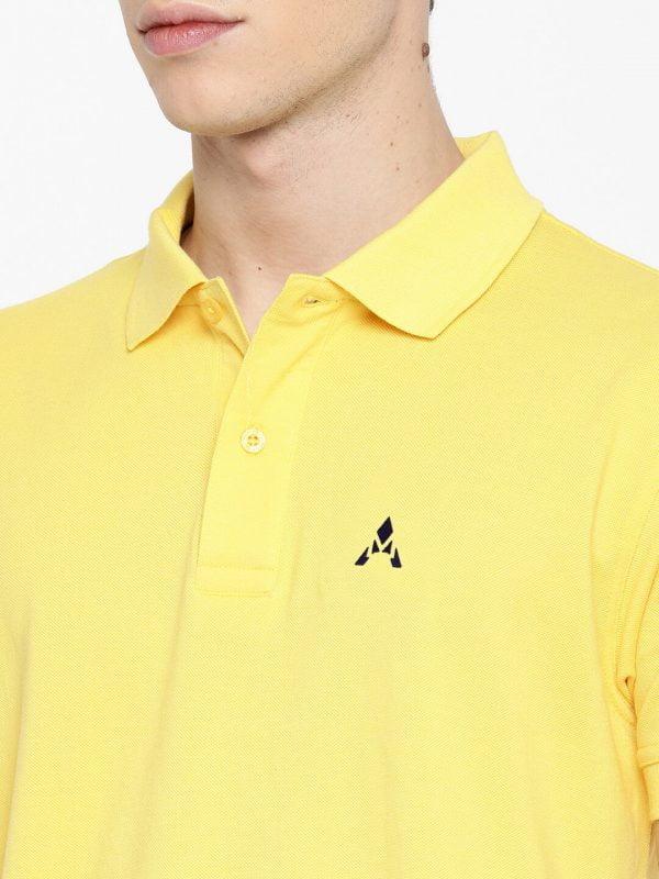 Polo T Shirts Online - Core Polo - lemon