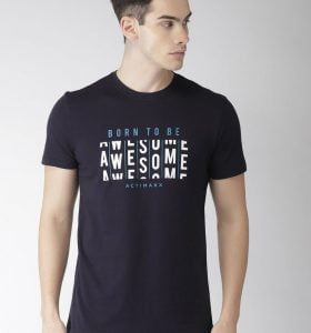 Awesome - Navy Blue