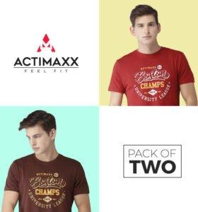Boston - Combo Pack Of 2 - Haute Red, Andra