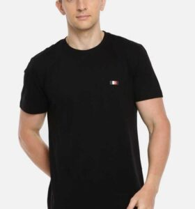 Premium Half Sleeve T-Shirt - Black